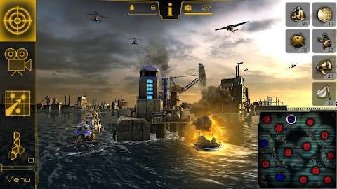 Oil Rush: 3D naval strategy Screenshot 1