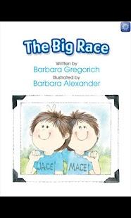 The Big Race - Start to Read!- screenshot thumbnail