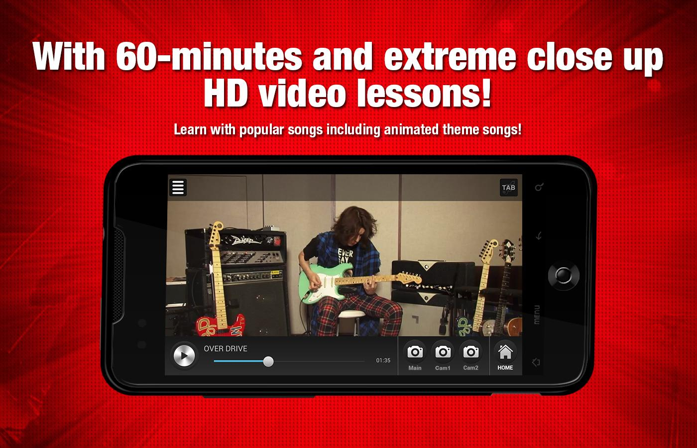 TAKUYA's Guitar Lesson- screenshot