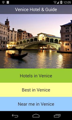 Venice Hotel Guide