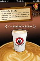 Screenshot of Pacific Coffee