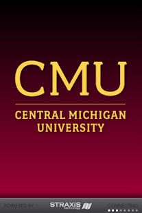Central Michigan University- screenshot thumbnail