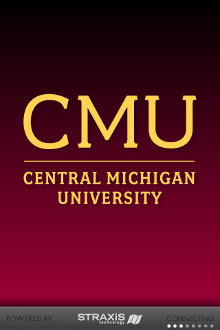 Central Michigan University - screenshot