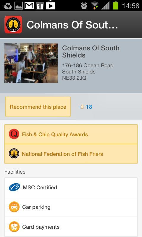 iFish4Chips - screenshot