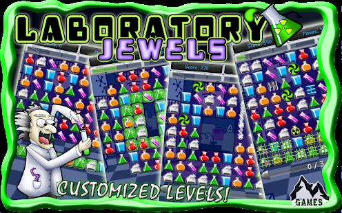 Laboratory Jewels HD