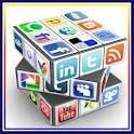 Social Media All In One App. icon