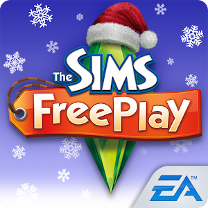 The Sims™ FreePlay and Real Racing 3 are from the same developer