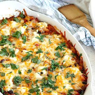 Mexican Lasagna Flour Tortillas Recipes.