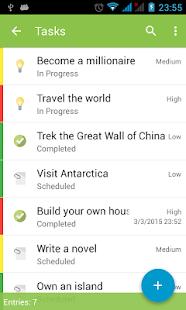 Memento Database - screenshot thumbnail
