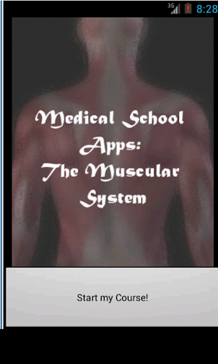 Medical School Apps: Muscles
