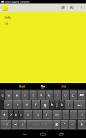 ThickButtons Keyboard Screenshot 11