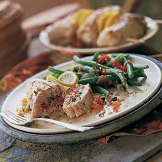 Stuffed Swordfish Rolls (Involtini Di Pesce Spada) Recipe