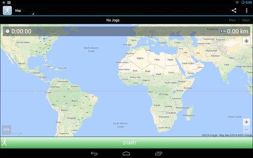JogTracker Pro - screenshot thumbnail