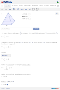 Mathway v2.0.1
