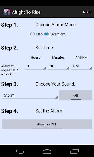 Toddler + Kids Alarm Clock