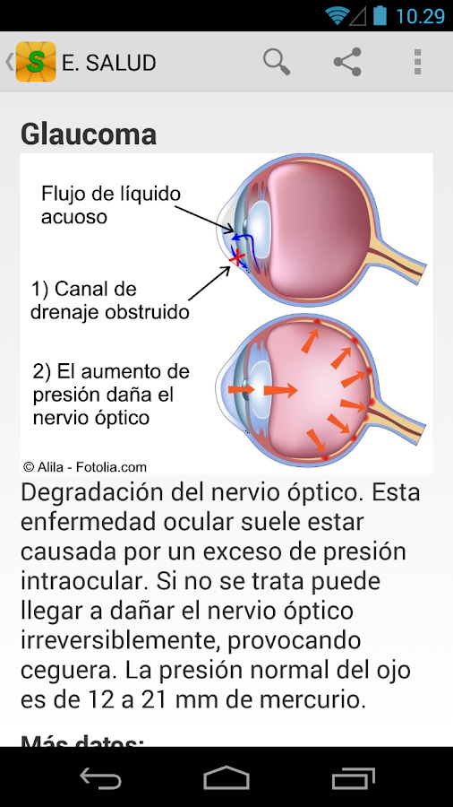 E. SALUD- screenshot