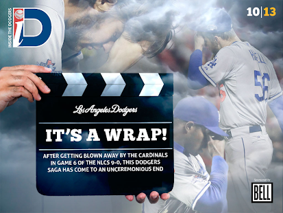 Inside The Dodgers- screenshot thumbnail