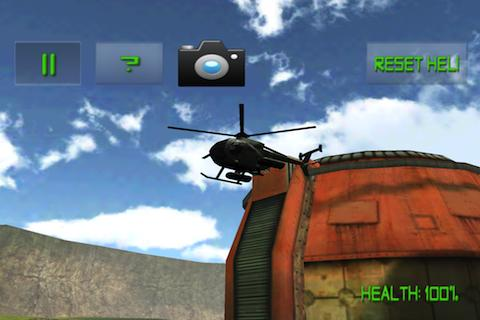 RC Helicopter Extreme Free- screenshot