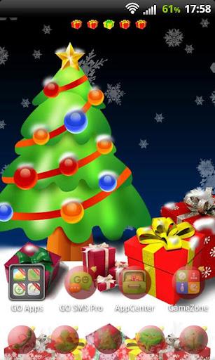 個人化必備免費app推薦|ランチャーEXのクリスマスツリーをGO線上免付費app下載|3C達人阿輝的APP
