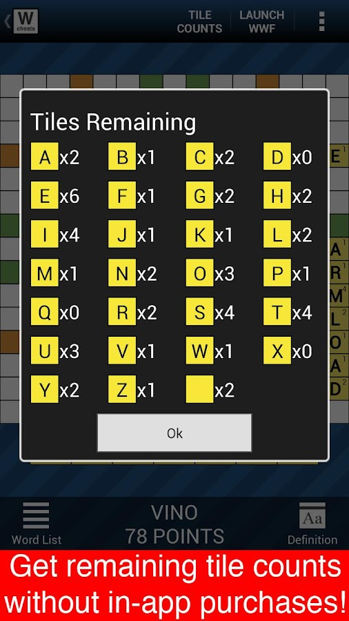 auto words with friends cheats screenshot