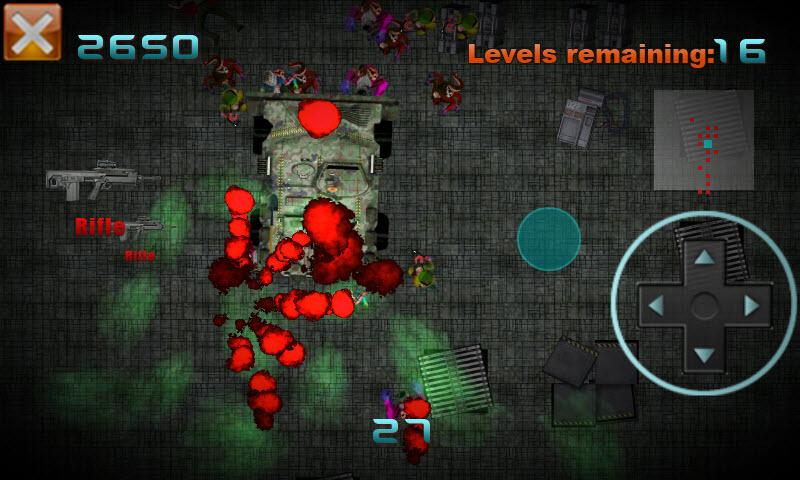 Lockdown Necrosis - Zombies- screenshot