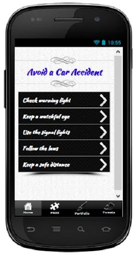 Avoid a Car Accident
