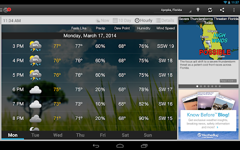 WeatherBug v3.6.56