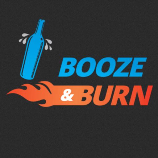 Booze & Burn LOGO-APP點子