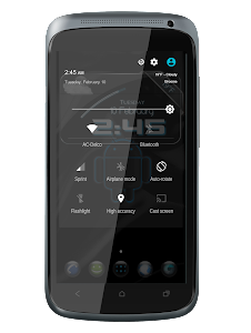 CM12 Theme Under Glass Holo v3.0