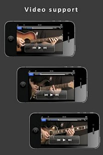 Blues Guitar: E-Blues - screenshot thumbnail