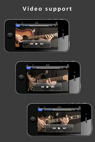 Blues Guitar: E-Blues - screenshot