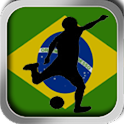 Real Football Player Brazil logo