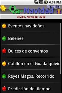 Sevilla Navidad- screenshot thumbnail