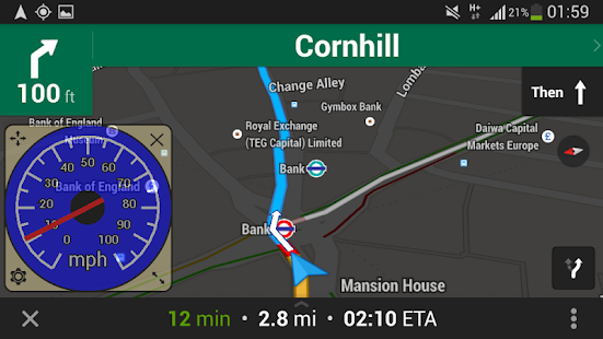 GPS Speedometer Overlay- screenshot thumbnail