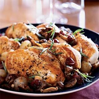Sweet Vermouth Chicken.