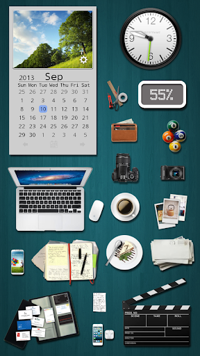 Desktop 2 Theme ssLauncher OR
