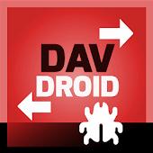 DAVdroid JB Workaround