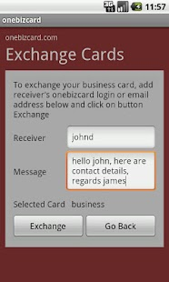 onebizcard Android Apps on Google Play