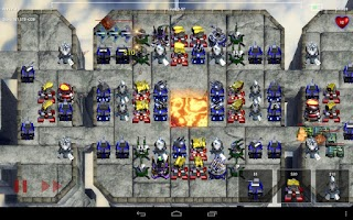 Screenshot of Robo Defense