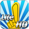 Finger Band Lite HD for Tablet icon