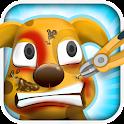Hospital Puppy - Crianças Fun icon
