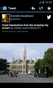 Echofon for Twitter - screenshot thumbnail