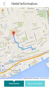 Bond Place Hotel Toronto- screenshot thumbnail