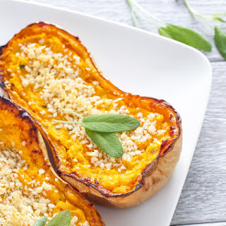 Twice Baked Butternut Squash