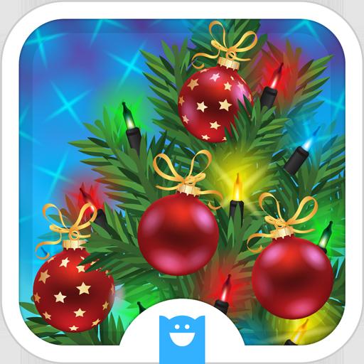 愉快なクリスマスツリー 休閒 App LOGO-APP開箱王