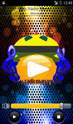 Web Rádio Manaus