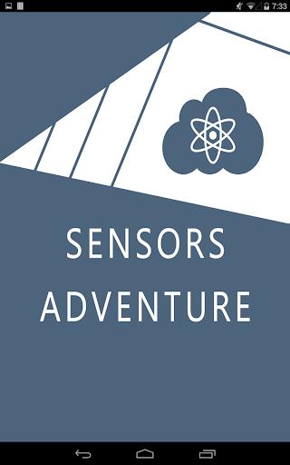 Sensors adventure