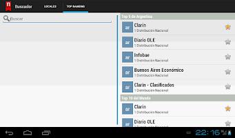 Screenshot of Neonews Hindi