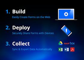 Screenshot of Forms