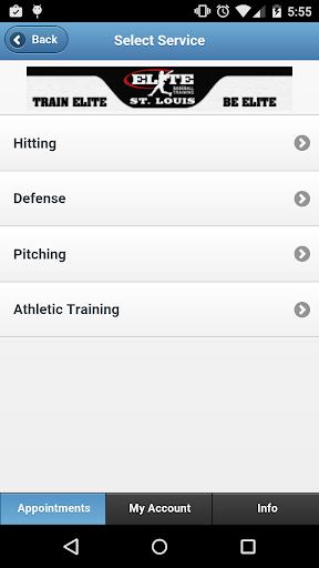 Elite Baseball Training STL